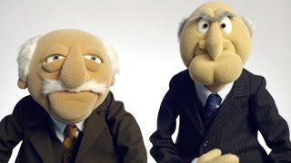 Statler And Waldorf Criticisms | The Muppets