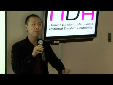 Disability and safety. Dr Chih Hoong Sin, Office for Public Management
