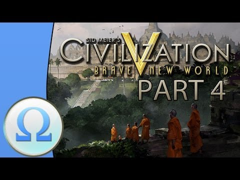 Let's Play Civilization 5 Multiplayer Gameplay - Greece - Part 4: Everybody Loves Colombo