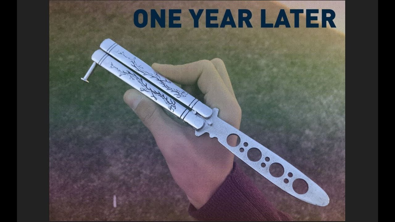 The Dragon Tattoo Balisong One Year Later