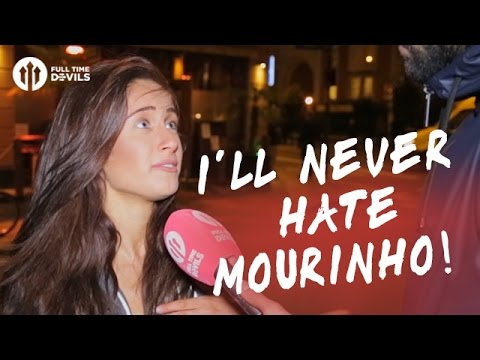 OPPO: I'll Never Hate Mourinho! | Chelsea 4-0 Manchester United | w/Chelsea Fans Channel Sophie