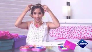 Video ¡¡Regalo para mamá!! Nanny by Nosotras 💞👑 download MP3, 3GP, MP4, WEBM, AVI, FLV September 2017