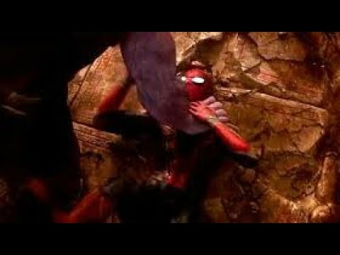 El Hombre Araña VS Thanos Avengers Infinity War - YouTube