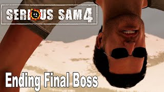 Serious Sam 4 - Ending Final Boss [HD 1080P]