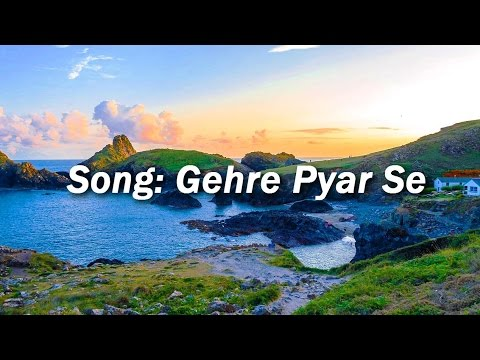 Gehre Pyar Se Tune Pyar Kiya(Lyrics) Hindi Worship Song