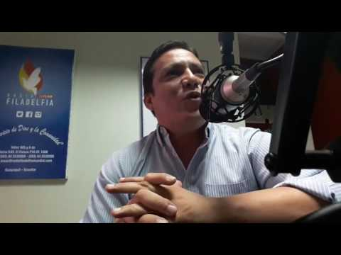 Levantando un Altar de Adoración 2017 Radio Filadelfia de Guayaquil Ecuador José Luis Terán!