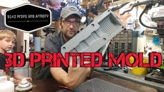 Can You 3d Print a Mold?