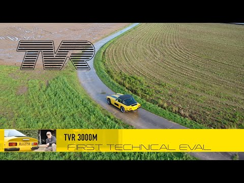 TVR 3000M first
