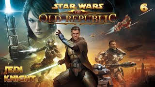 Let's Play Star Wars: The Old Republic (Blind) - The Esseles - Jedi Knight Part 6 (1/2)