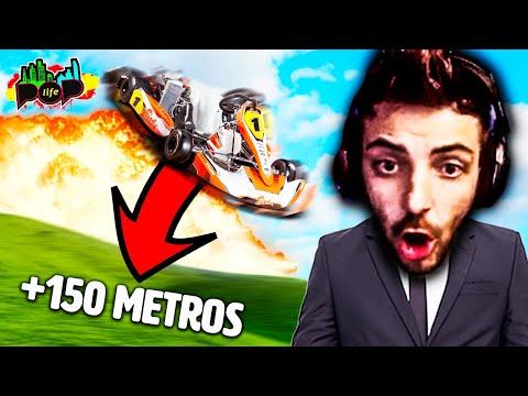 POP LIFE - SALGO VOLANDO +150 METROS 🤣🤣 #9 - Nexxuz