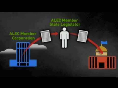ALEC Turns 40, But Who's Behind It?