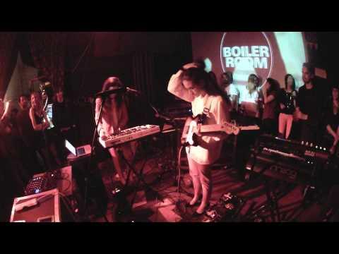 Tropic of Cancer Boiler Room LIVE Show
