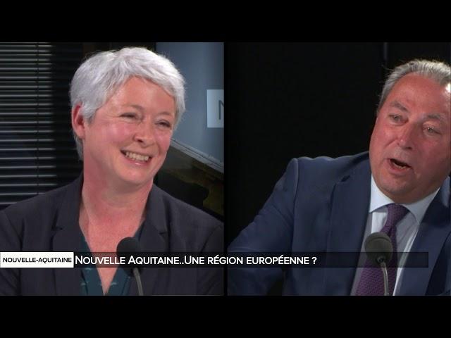 Nouvelle Aquitaine - Une région Européenne ?