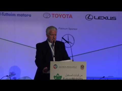 Len Hunt, President Al-Futtaim Automotive Group, UAE