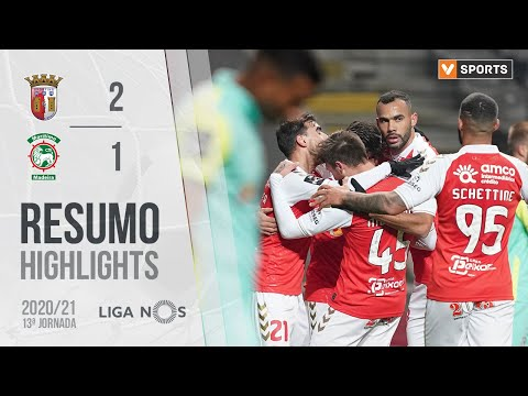 Braga Maritimo Goals And Highlights