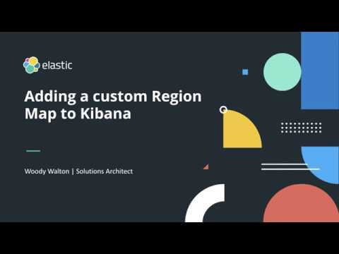 Adding A Custom Region Map To Kibana
