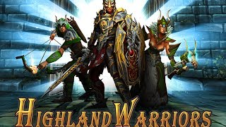 Highland Warriors HD Android GamePlay Part 1 [Game For Kids]