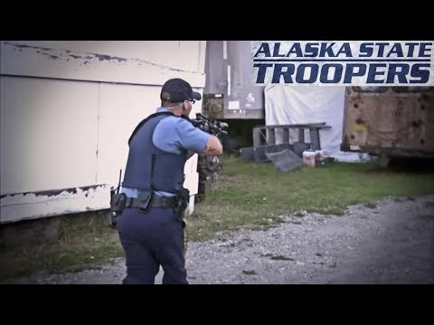 Alaska State Troopers S4 E15: Crystal Meth Compound