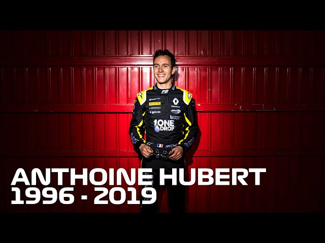 Anthoine Hubert Remembered