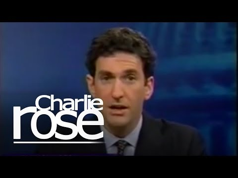 Dan Rather; James Rubin; NATO Air Strikes in Kosovo March 31, 1999  Charlie Rose