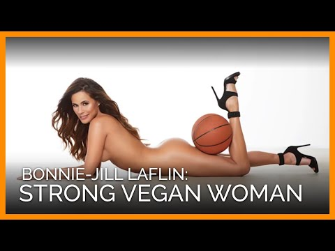 BonnieJill Laflin: Strong Vegan Woman, NBA Scout