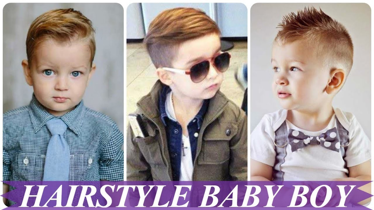 Little Boy Cute Haircuts 2018 Youtube