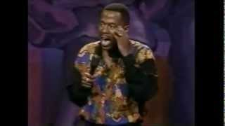 THE FLY COMEDY SKIT (MARTIN LAWRENCE STAND UP)