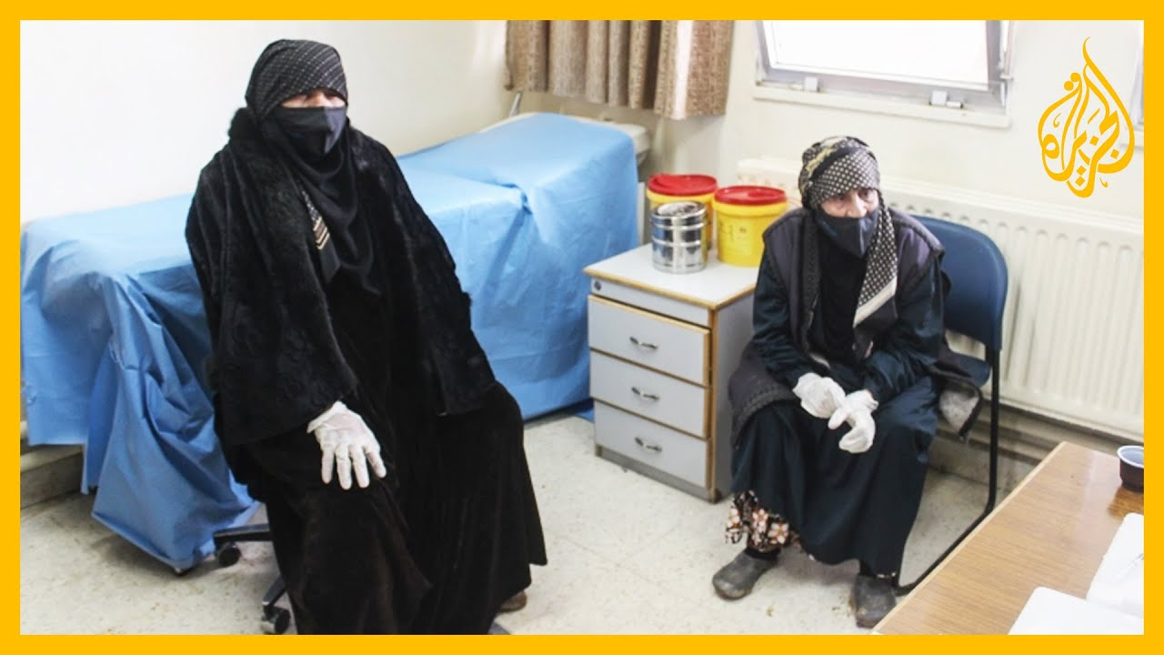 الأردن.. حملة تطعيم  رسمية للاجئين السوريين لمواجهة فيروس كورونا  - 20:59-2021 / 1 / 19