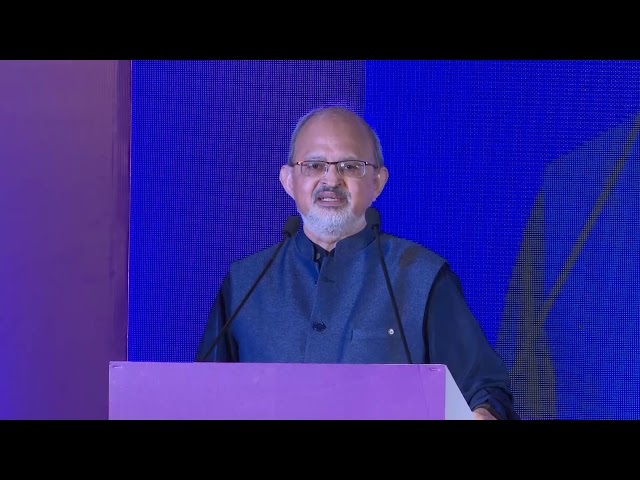 EVConIndia 2019: Chief Guest's Address - Mr. Sunjoy Joshi (Chairman, Observer Research Foundation)