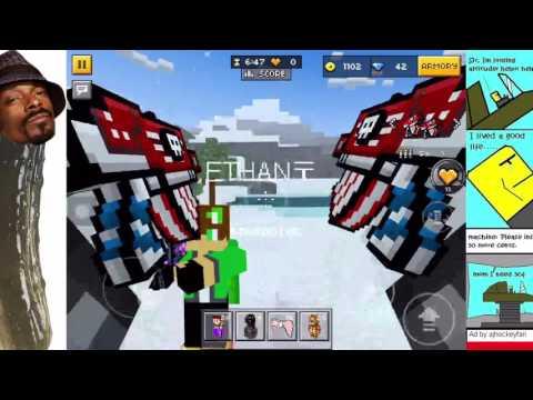 How to Get Guns in SandBox Mode! Pixel Gun 3D PATCHED :C