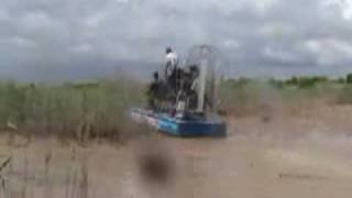 Hydropostale airboat adventures in Africa