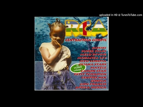 Formidable Musiki (Central African Republic): Magalina 1997 - Rumba Soukous - Old African Music