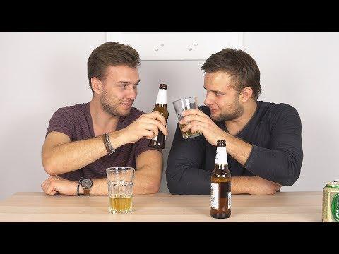 Europeans try Thai Beer thumbnail