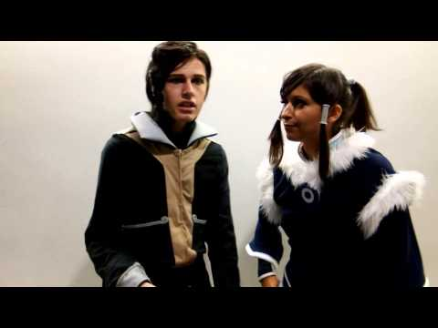 Legend of Korra's How-Family-Reacts @ Anime Expo 2012 - by Cosplayer Nation