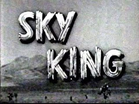 Remembering The Cast From This Episode of  Sky King 1955