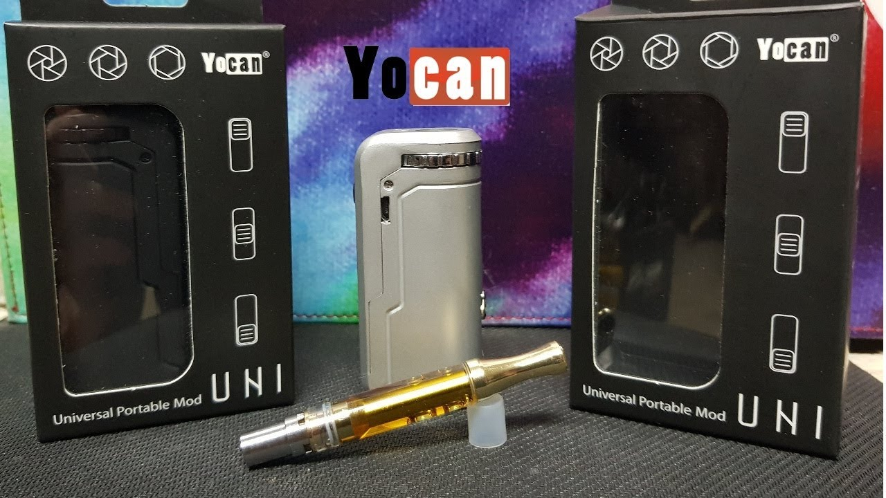 #Yocan #YocanUNI THE WORLDS FIRST UNIVERSAL MOD FOR ALL ATOMIZERS