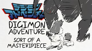 Cynic Clinic Reviews - Digimon Adventure (1999 Hosoda short film)