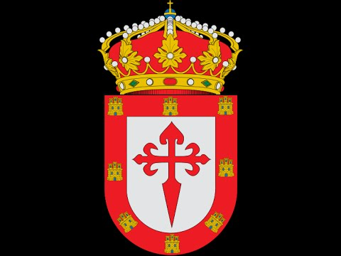 COATS OF ARMS OF SPANISH CITIES, TOWNS AND VILLAGES RELATED TO ST JAMES (SANTIAG0)