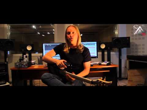 Amaranthe Studio diary the second coming part 3 guitars