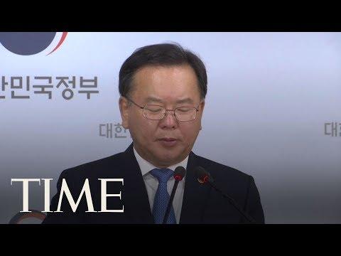 South Korea Suspends Nationwide Civilian Defense Drills To Aid North Korea Talks | TIME