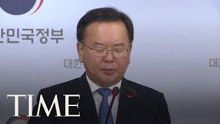 South Korea Suspends Nationwide Civilian Defense Drills To Aid North Korea Talks   TIME