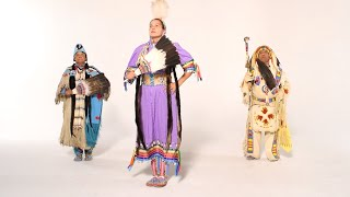 POWWOW SWEAT:  Traditional