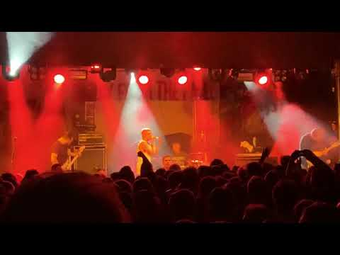 Stray From The Path - First World Problem Child. Nottingham Rock City 26/02/2019 Mp3