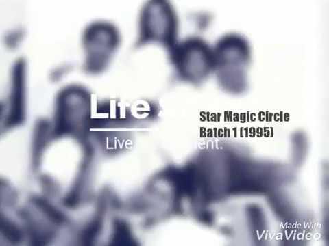 Star Magic Circle batch1 (1995)