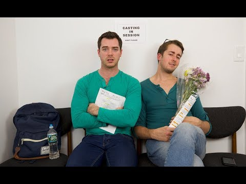 Audition Room Manners