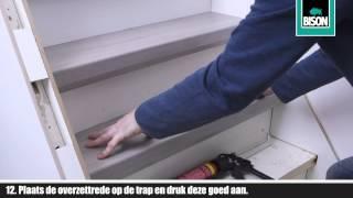 Bison Poly Max® Express - Hoe renoveer ik mijn trap?