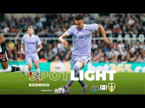 Rodrigo dazzles in the center of the offensive field |  Spotlight |  Newcastle United 1-1 Leeds United