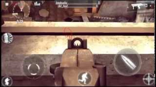 Modern Combat 4- Best/weirdest Cross map nade launcher kill