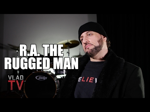 RA the Rugged Man: Every Industry Has Blacklisting, My Career Got Blacklisted