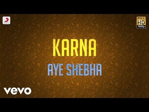 Karna - Aye Shebha Lyric | Arjun, Ranjitha | Vidyasagar